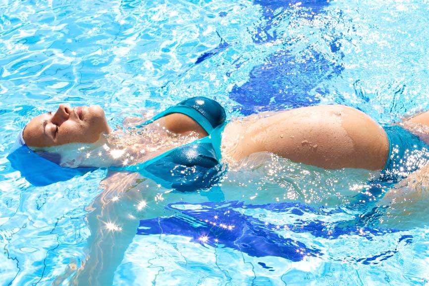 Al eens aan zwemmen gedacht?