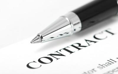Actueel nieuws: update contracten 2018