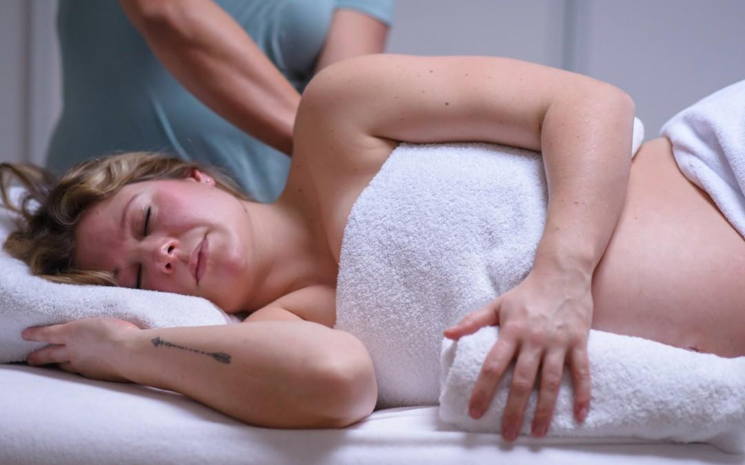 Gastblog: zwangerschapsmassage (en voor cliënten Baren &zo korting!)