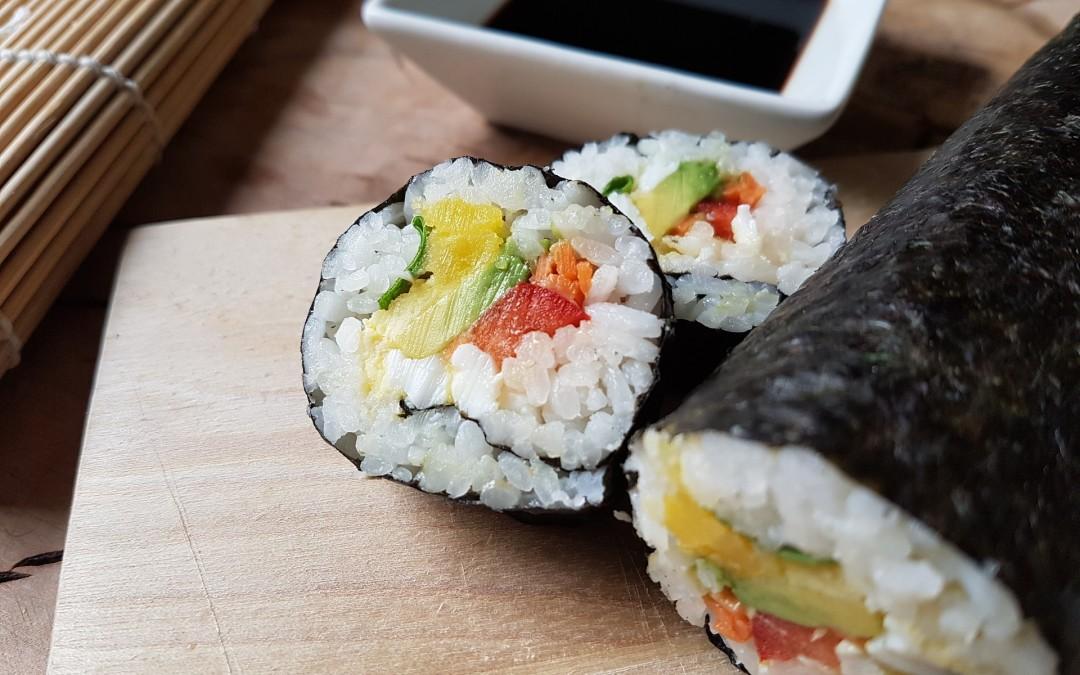 Sushi en zwangerschap, perfect idee!