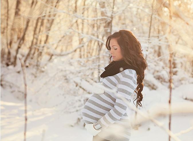 Wintersporten en zwangerschap: mag je skiën?