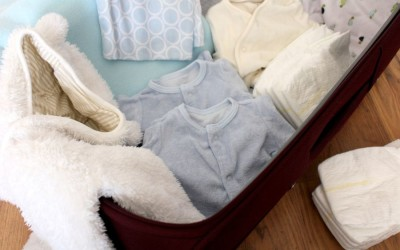 Je vluchttas voor de bevalling en 10 unieke tips wat je kunt inpakken