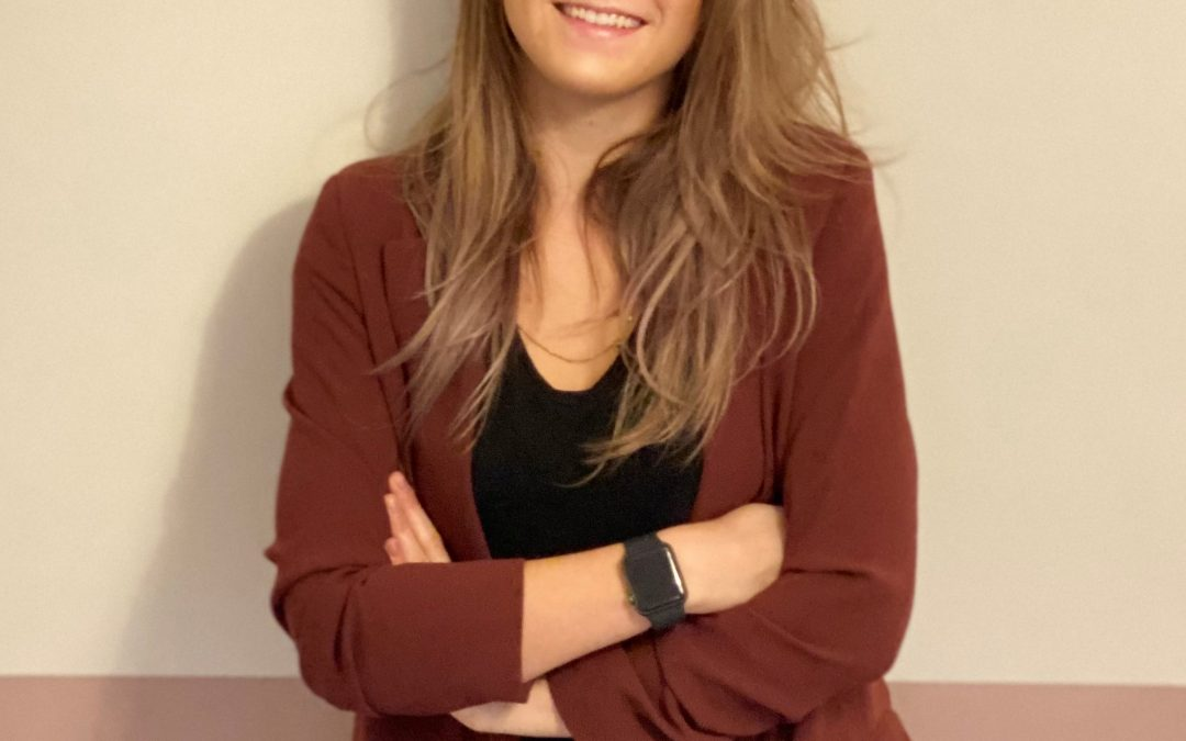 Even voorstellen: verloskundige in opleiding Laura Lust