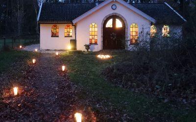 15 december '20: Wereldlichtjesdag