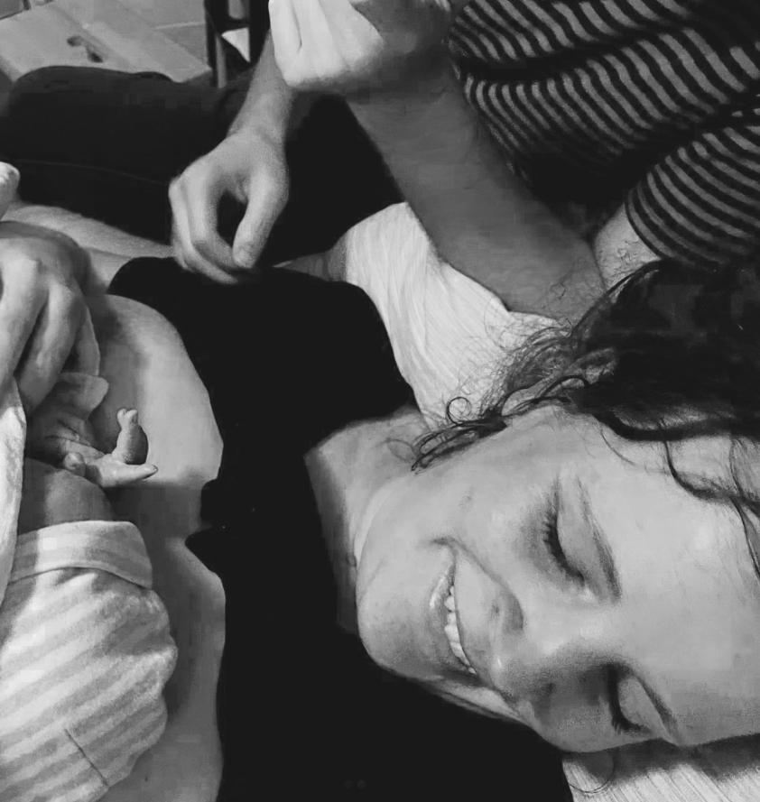 Mijn bevallingsverhaal: Het verhaal van Sophie!